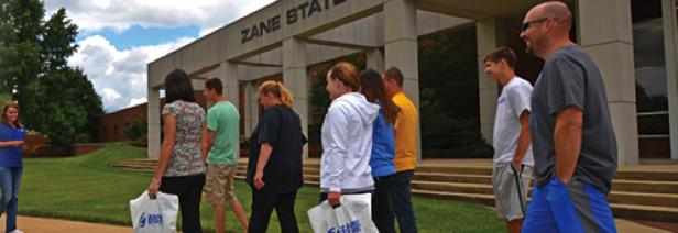 Zane State College Campus