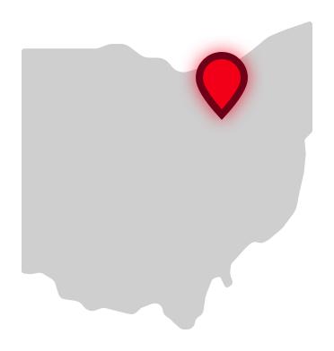 Wayne County Career Center map pin