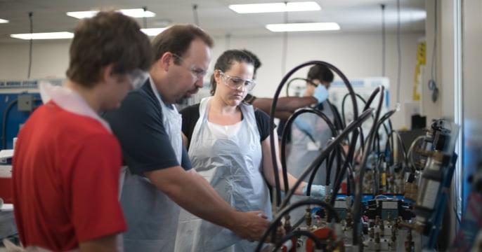 Expanding Apprenticeships