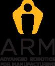 ARM: Advanced Robotics for Manufacturing Logo